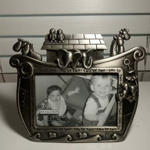 Cute Malden Children Picture Frame Noah's Ark
